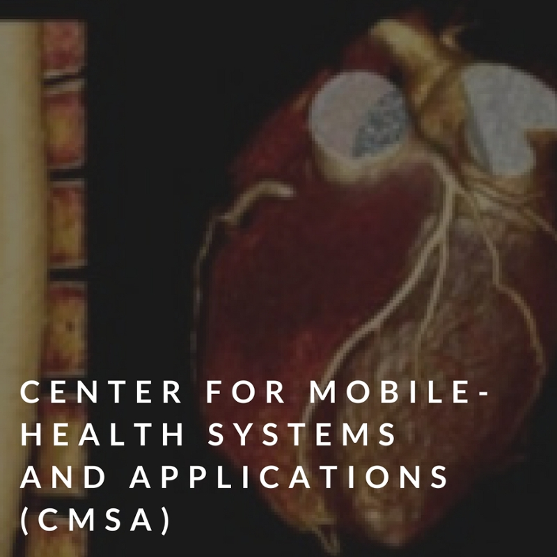 center for mobile health systems and applications (cmsa)